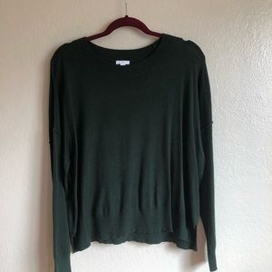 BP. Olive Green Sweater